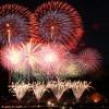 江戸川区花火大会の日程は?有料席や場所取りはどうする?