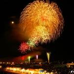 大曲の花火大会桟敷席はまだ買える?昼花火と夜花火両方とも見たい!