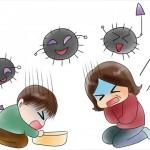 ノロウィルスの潜伏期間や症状は?新型が出た時の注意点。