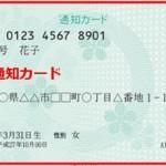 マイナンバー通知カードが届かない時に確認する5つのチェックポイント!