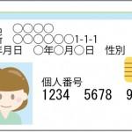 個人番号カードオンライン申請の環境や写真サイズ 手順をチェック。