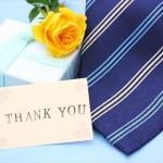 父の日定番プレゼントと感謝を伝えるメッセージの書き方