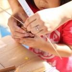 夏休みの宿題のために小学生でも簡単に作れる工作材料を探してみよう!