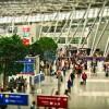 台風で飛行機が欠航!飛行機が出るまでの空港での時間の過ごし方!