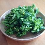 早春の食材菜の花の天ぷらやパスタの作り方
