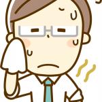 顔のテカリを抑えたい男性に!原因は食生活やストレスにあり?
