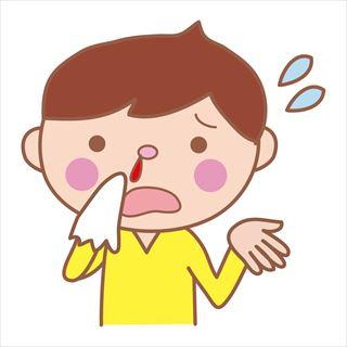 鼻血 が 止まら ない